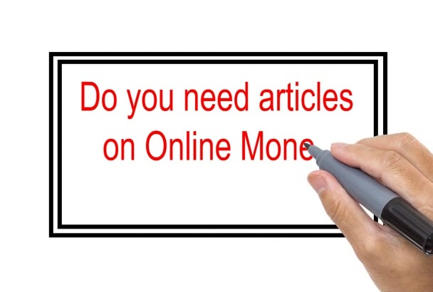 give you more than 2700 HQ Online Money Making plr articles