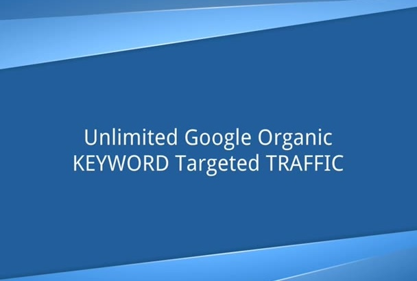 drive unlimited KEYWORD Targeted Traffic