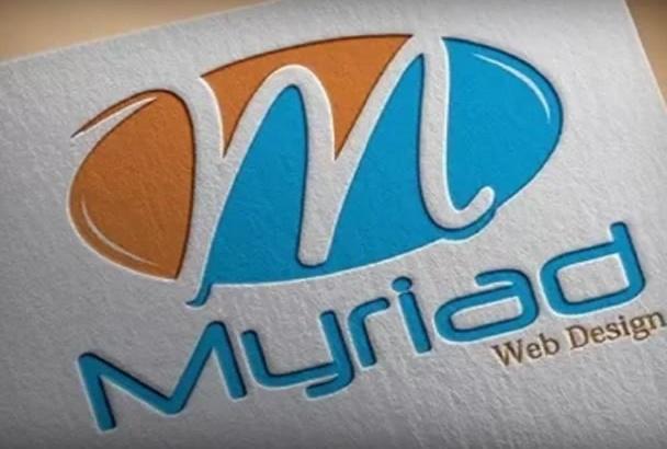 design 3 original and Different logo