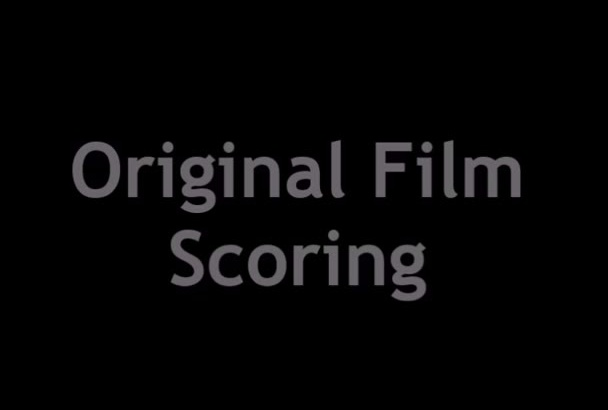create music for your short film or video