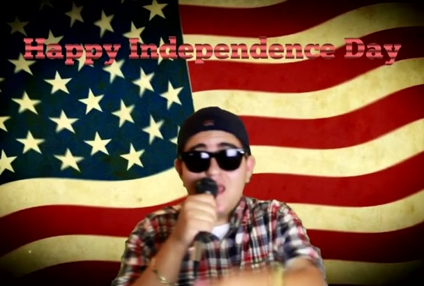 make you a Independence Day Rap