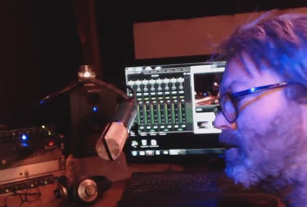 record a southern voice over