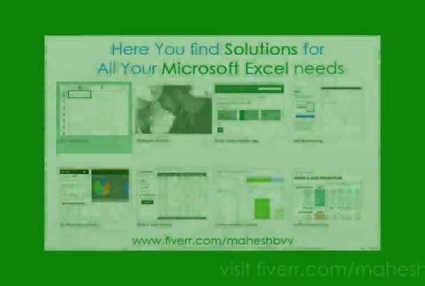 make anything possible in Microsoft Excel