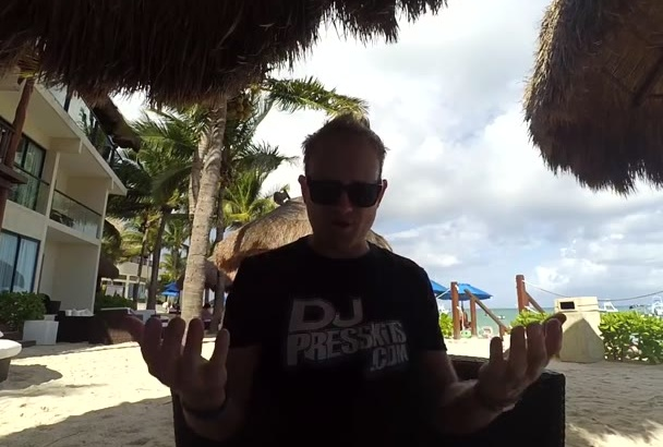 skype with you about getting a DJ gig on a cruise ship