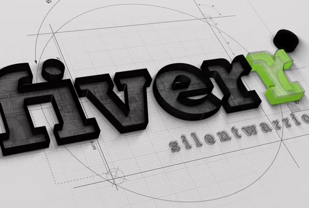 create this awesome animation of your logo