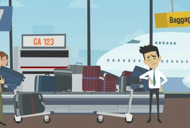 create 2D animated EXPLAINER video