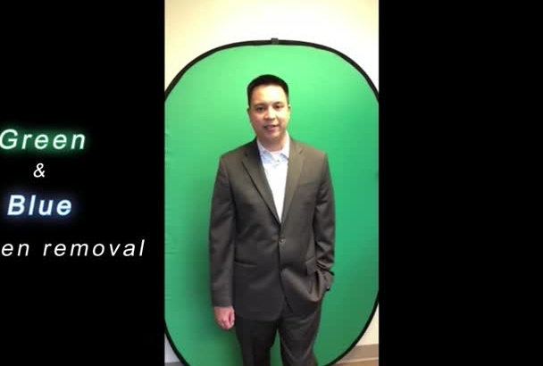 chroma key out your footage professionally