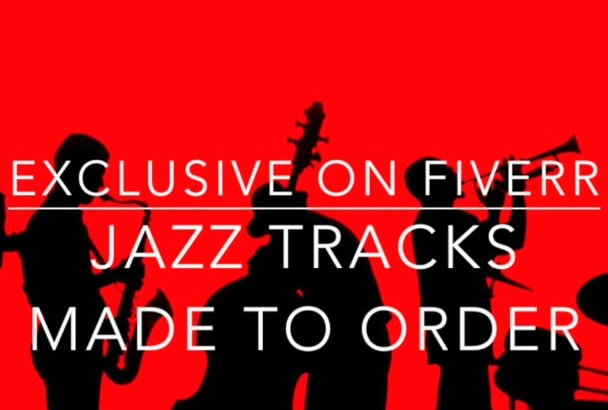 crate you a jazz or swing track