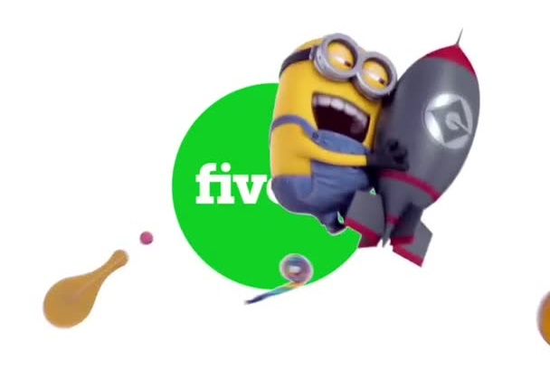 make funny party minion video to promote your company