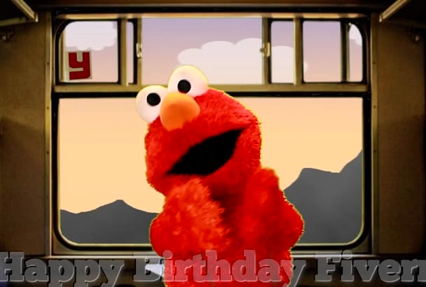 sing your Happy Birthday Song