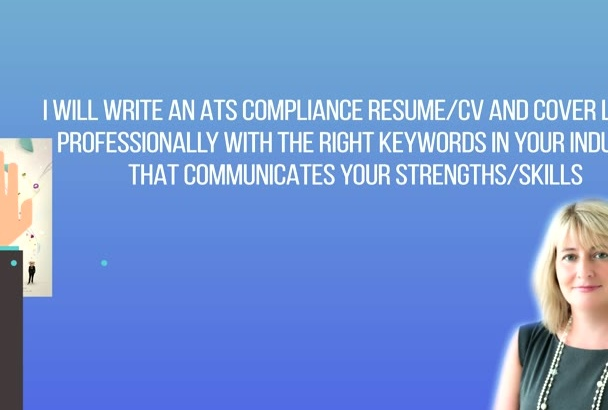 write ATS compliance Resume,Cv,Curriculum Vitae cover letter
