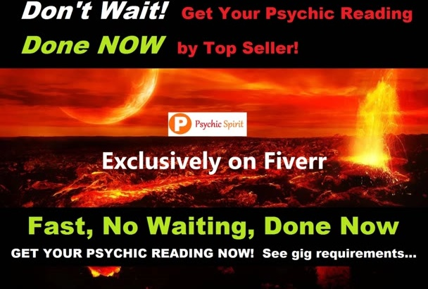 absolute FaST PSYCHiC READING 24 hour express delivery  Top Rated Seller