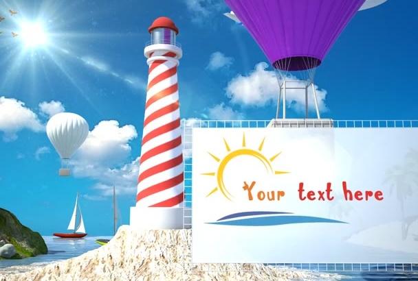 create This Amazing Travel Agency Promo