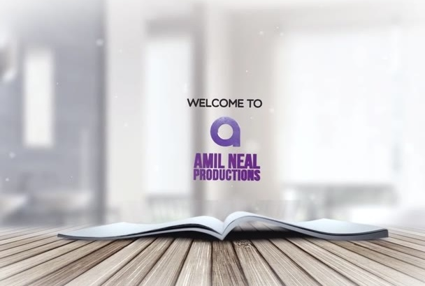 make product catalog or service promo video
