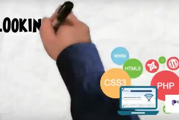 design n develop OUTSTANDING web site