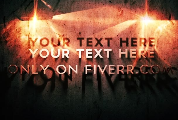 do this typography with your text