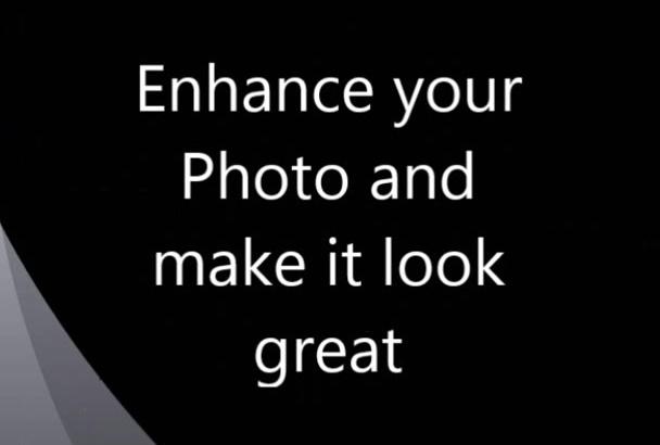 edit 5 Photos in Photoshop