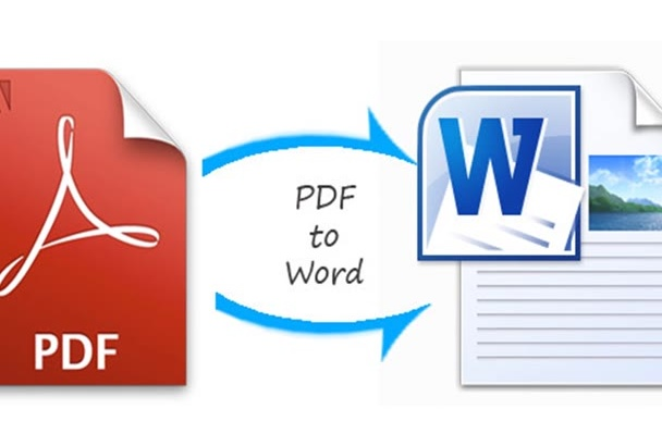 convert PDF to word doc