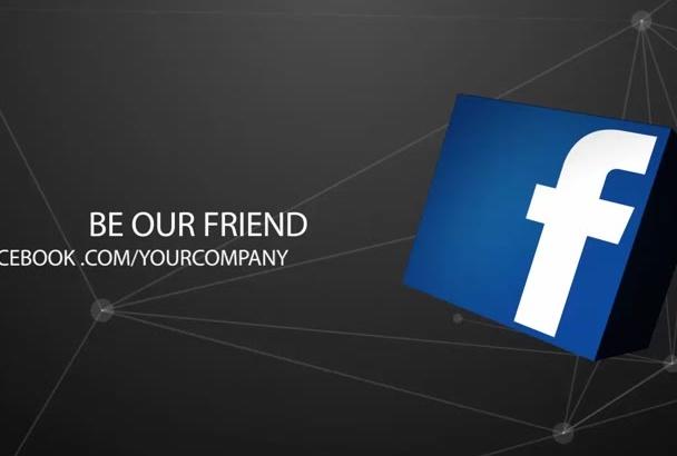 create this Amazing Social media intro