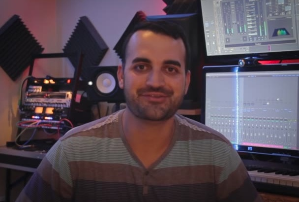 professionally mix and master your audio