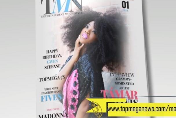 promote you on Highly regarded magazine