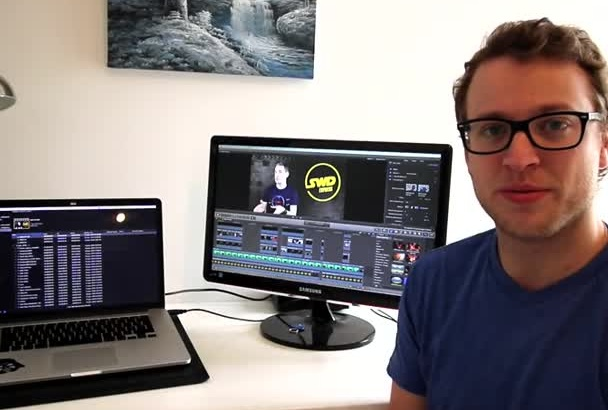 edit your movie professionally within 48hours