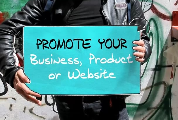 create Real People Promoting Business Video