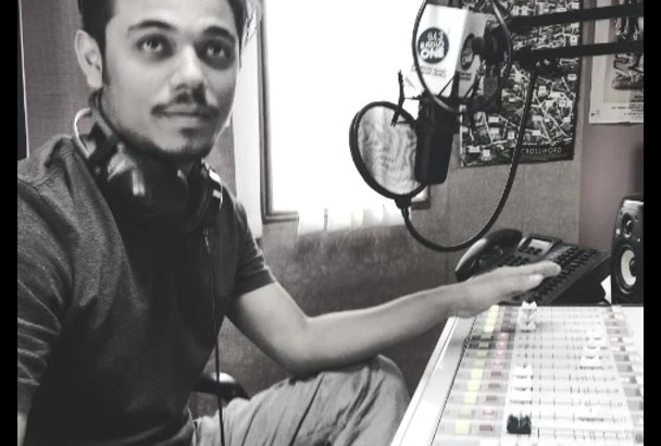 record a professional Hindi Voice over
