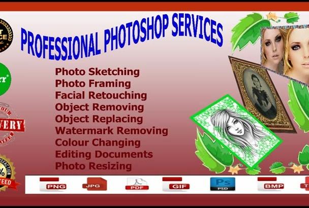 do PROFESSIONALLY Photoshop Editing