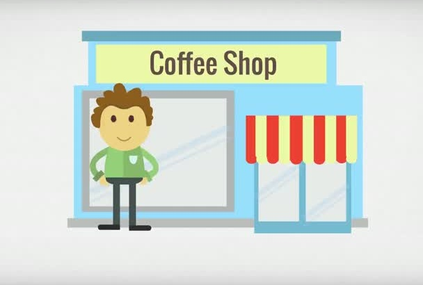 create Explainer video for your business