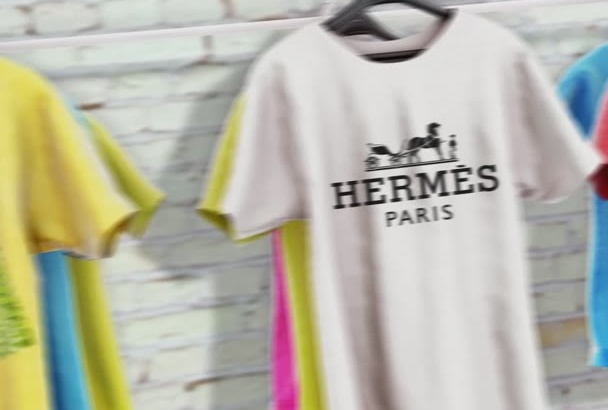 make GREAT Tshirt promotion Video for you
