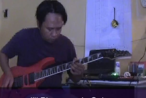 record my Rock Guitar Solo for your music