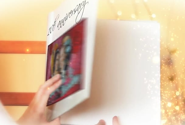 do video Memory book