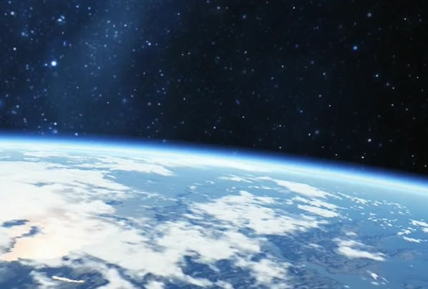 design for you a great Video intro Earth