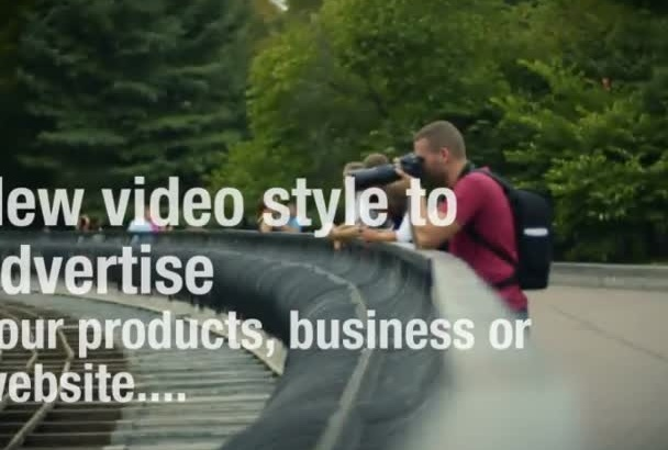 make one realistic video