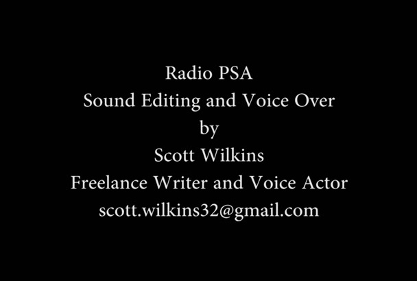 use my voice for your project