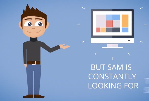 create an Amazing explainer Video