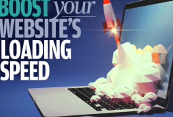 increase yours website speed 400 percent in 24 hours