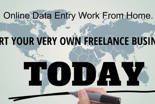 teach You How To Make Money With Online Data Entry Quick And Easy