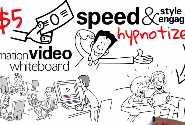 create Amazing Whiteboard Animation In 24hrs Free Voice Over
