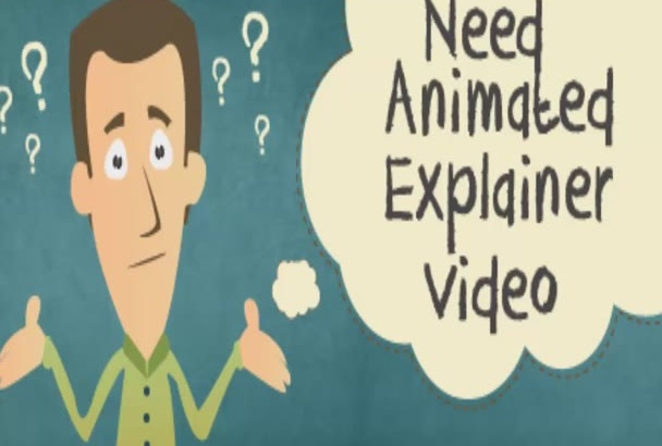 create 2D Animated videos