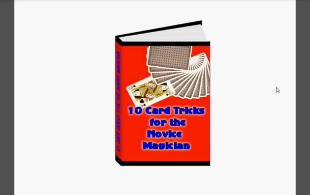 show you 10 cool and easy to learn card tricks