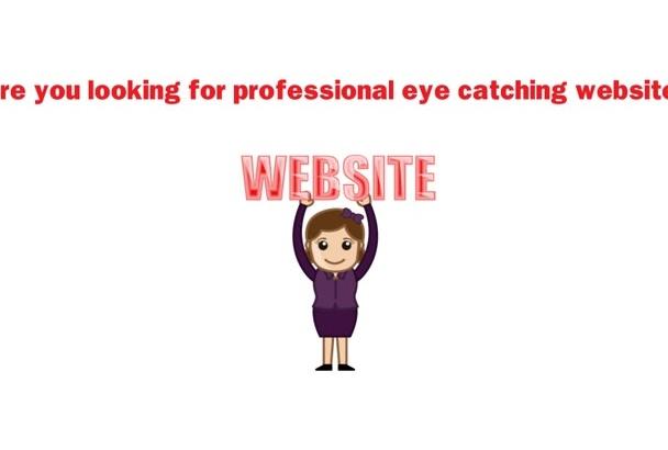 create responsive and SEO optimized website
