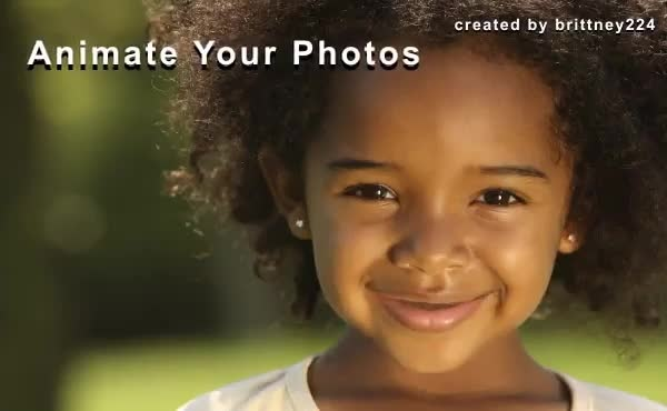 animate your photo talking