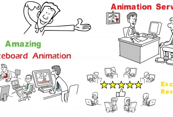 make ANIMATION video with logo