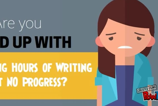 write novels and research paper