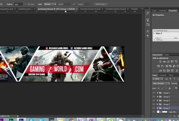 design a PROFESSIONAL  Facebook cover