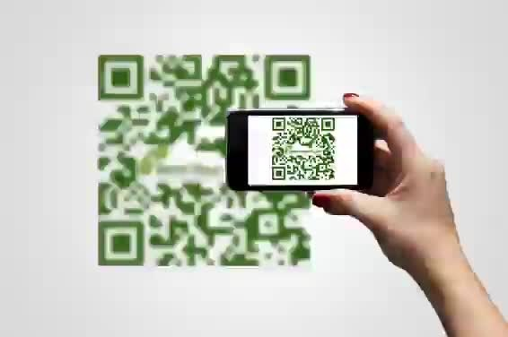 design you an attractive yet functional QR code only