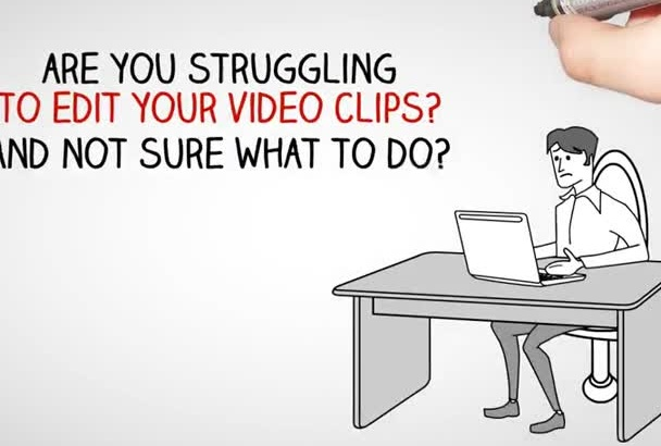 edit your video footage in full HD