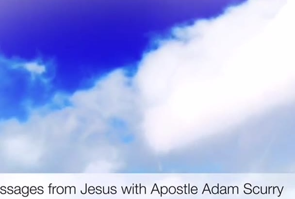 send you a real message from Jesus